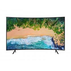 Televisor Samsung Curvo LED Smart TV 49 pulgadas UHD 4K  (3,840 x 2,160 pixeles)DVB-T2 / HDMI x 3 / USB x 2 / Garantia 1 año.