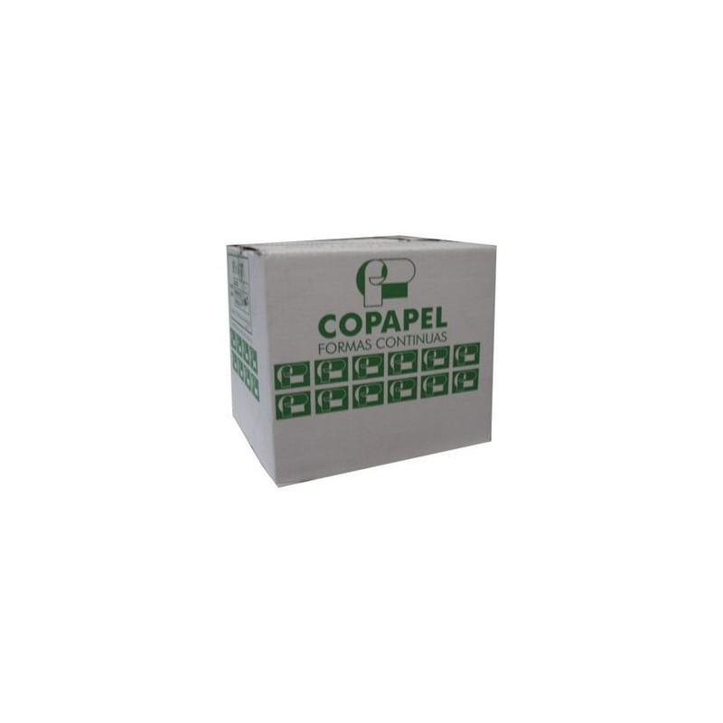 Forma continua universal 9 1/2 x 11 Paquete x 250 Blanca Copapel