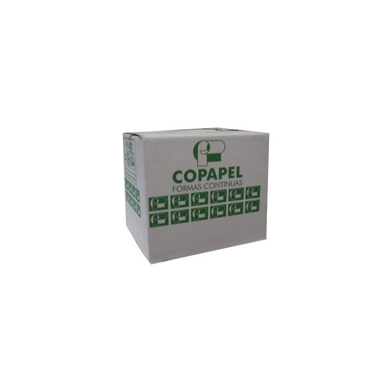 Forma continua universal 9 1/2 X 5/2 2 parte Blanca Copapel