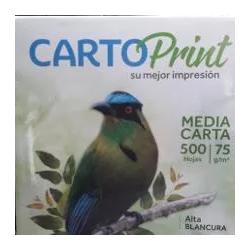 Resmas Media Carta Caja X...